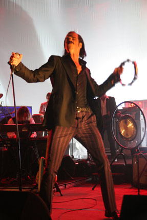 Nick Cave Superstar